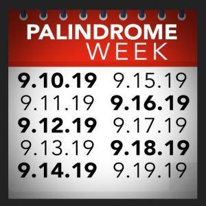 Happy Palindrome Week Wrbi Radio