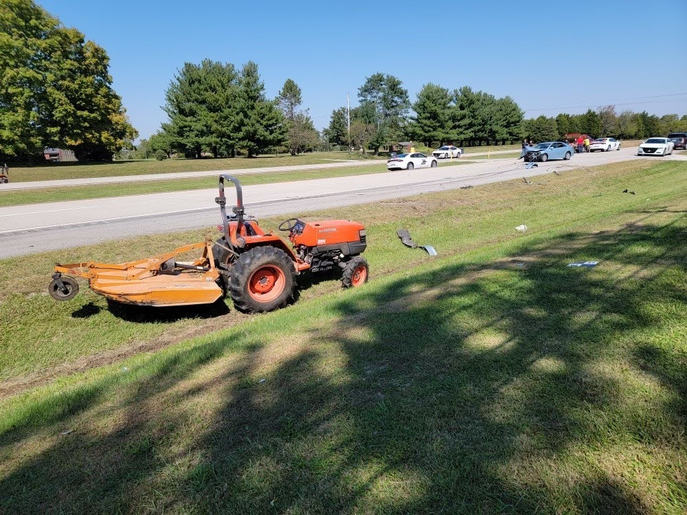dillsboro car vs tractor 9 27 21.